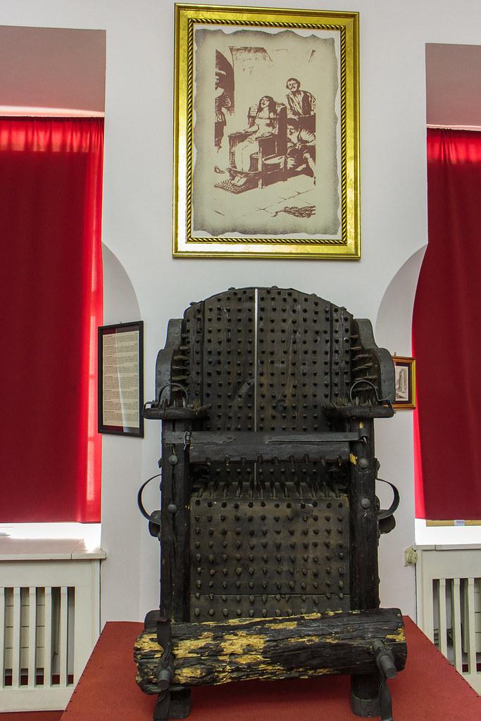 כסא העינויים