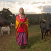 IMG_8251 Maasai woman in Loita Hills