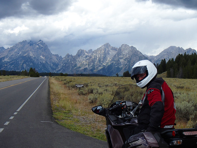 Me in the Tetons