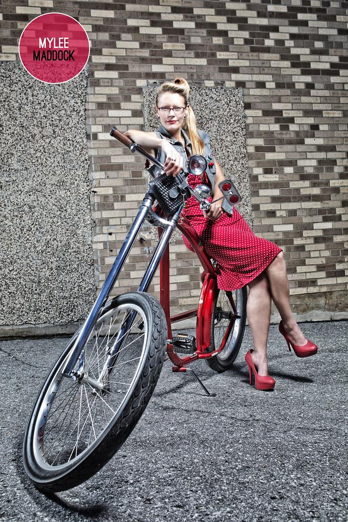 Mylee Maddock - Ottawa Custom Cycle Society