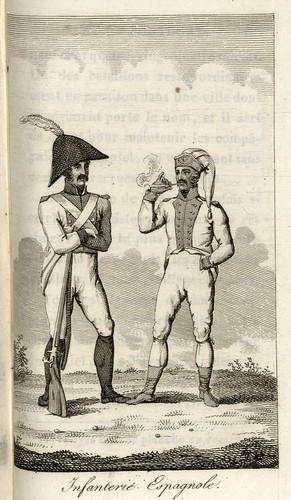 016-L'Espagne et le Portugal, ou Moeurs, usages et costumes des habitans…1815- J.B. Breton
