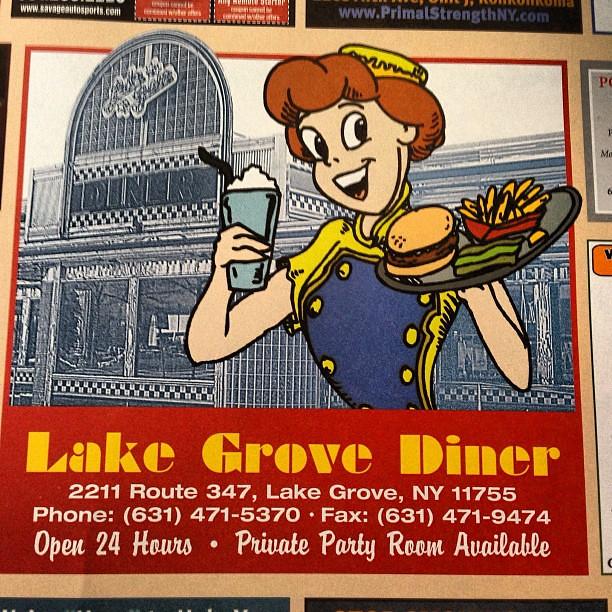 Lake Grove Diner Cutie