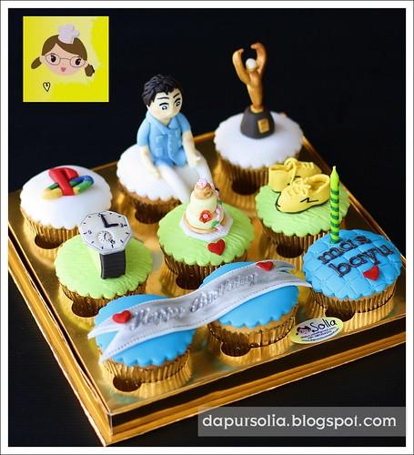 Cupcake Set Bayu