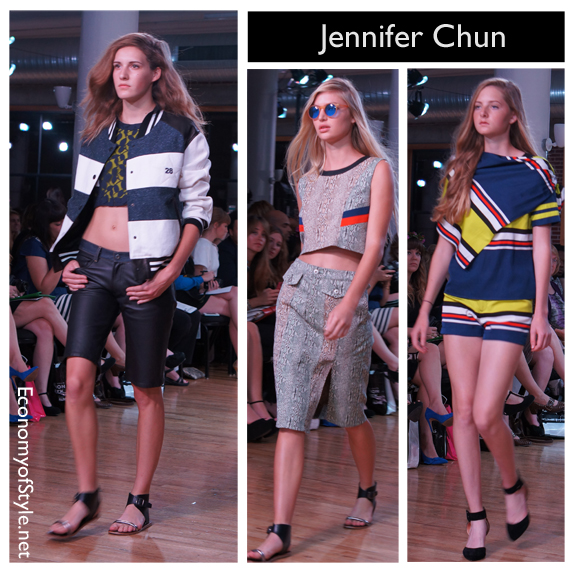Industry Night, Jennifer Chun