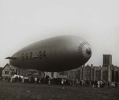 aircraft, aviation, airship, blimp, zeppelin, vehicle,