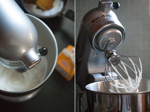 Making Coffee Mousse