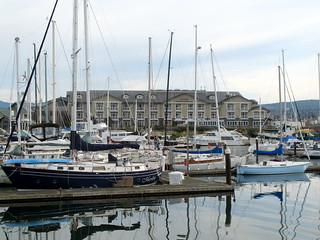 Marina and Hotel Bellwether