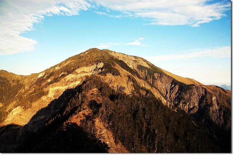 馬博拉斯山(From 馬利亞文路山)