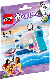 LEGO Friends 41043 - Penguin's Playground