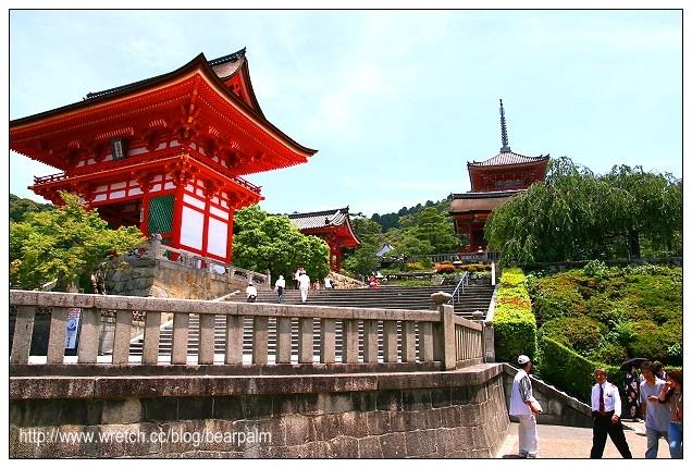 【夏.京阪Day2-2】京都:清水寺