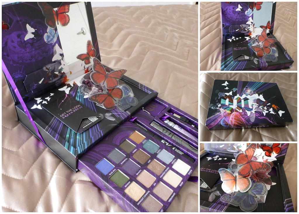 Urban Decay book of shadows iv 4 eye australian beauty review blog blogger ausbeautyreview swatch primer potion eyeliner mascara cosmetics makeup pretty beautiful 2