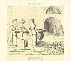 """British Library digitised image from page 228 of """"Goethe's Italienische Reise. Mit 318 Illustrationen ... von J. von Kahle. Eingeleitet von ... H. Düntzer"""""""