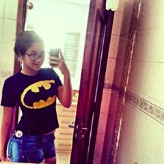 Segue o sinal do Batman ;3 #me #girl #Batman #instalike #instagirls