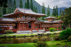 The Byodo-In Temple | Oahu - Hawaii