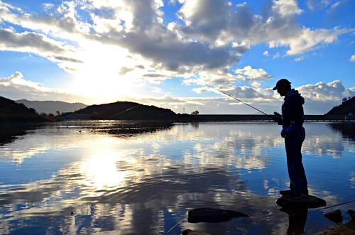 lakedixon earlymorning morning water reflection art4theglryofgod christian wonpixotochallengewinterlandscapesatsunsetorsunrise people