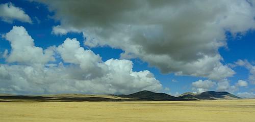 clouds turkey landscape