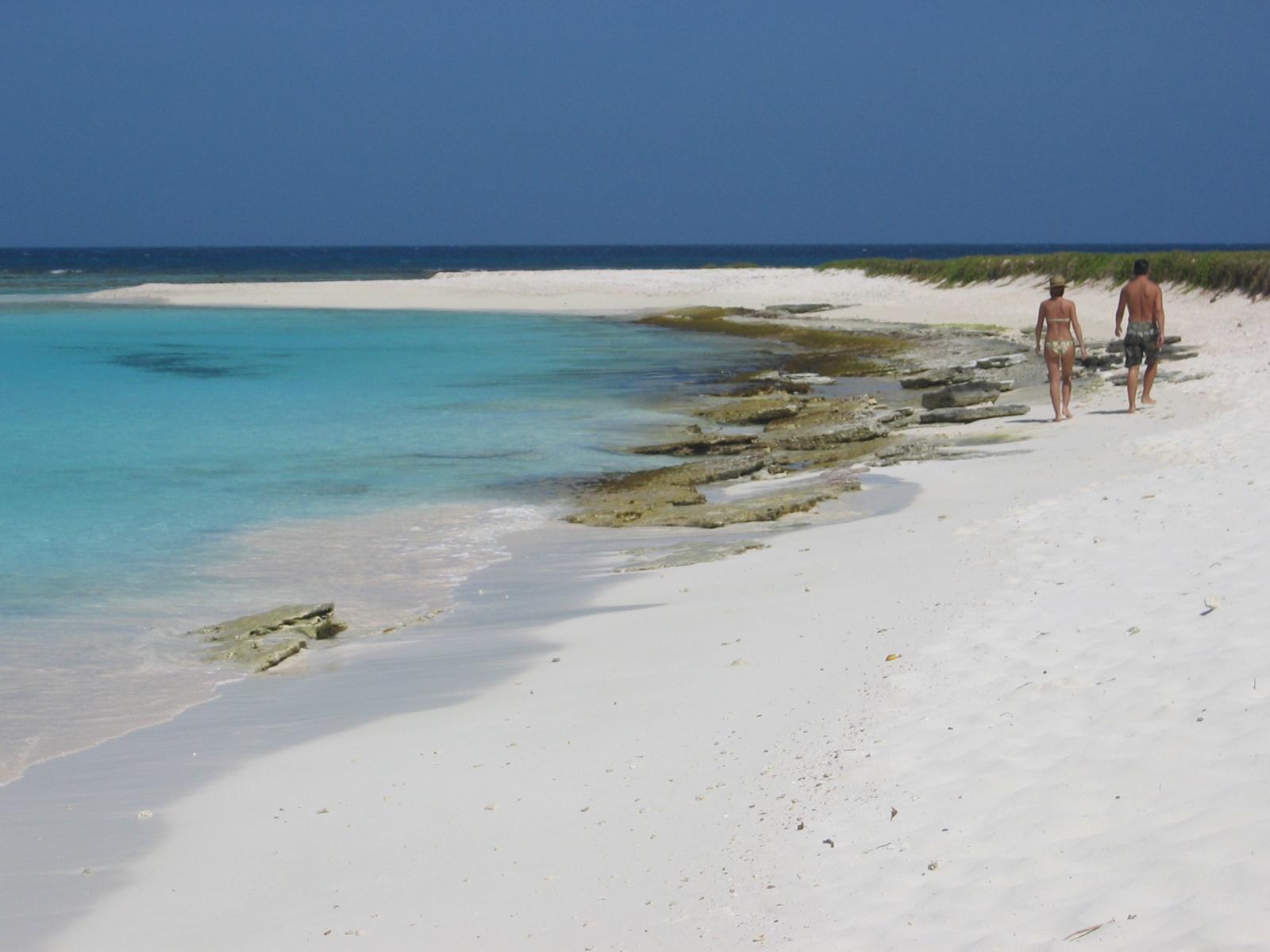 11. Playa de Los Roques, en el archipiélago venezolano del mismo nombre. Autor, SFC9394
