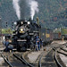 NICKEL PLATE 765--765 at Hinton, WV. 2 of 4