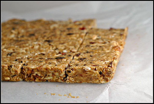 Peanut Butter Trail Mix Bars 3