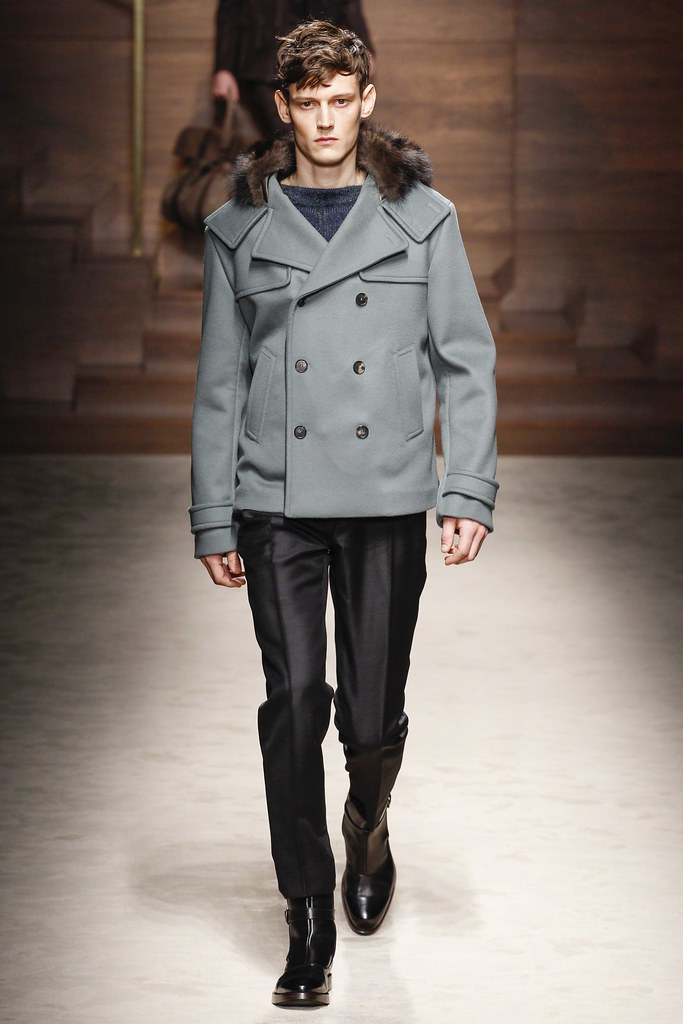 FW14 Milan Salvatore Ferragamo013_Adam Butcher(VOGUE)