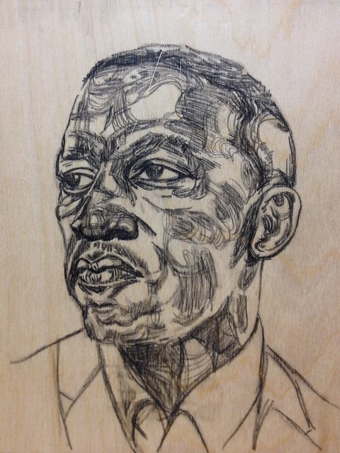 Jazz drummer and band leader Art Blakey