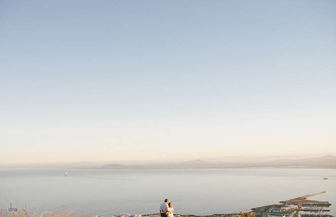 Jen and Francois couple shoot Signal Hill & Pipe track Cape Town South Africa shot by dna photographers 133