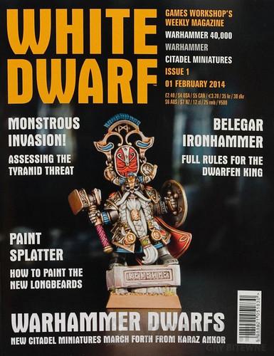 Nueva White Dwarf