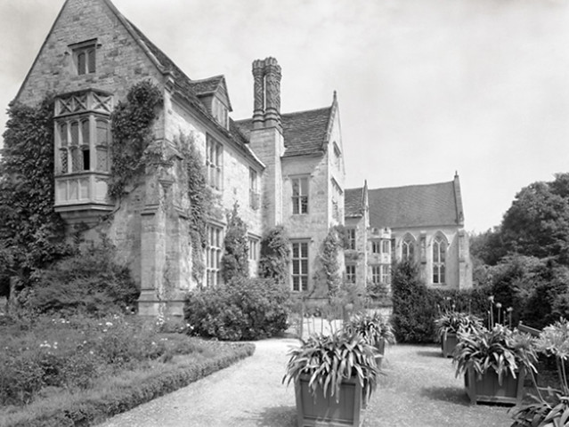 Nymans in 1932 © Country Life