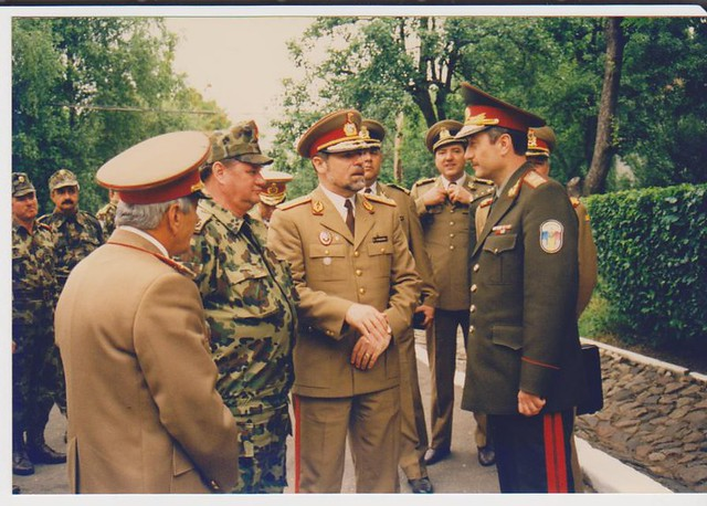 cu sful MStM al Armatei R,Moldova Ion Coropcian