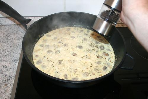 40 - Mit Salz & Pfeffer abschmecken / Taste with salt & pepper