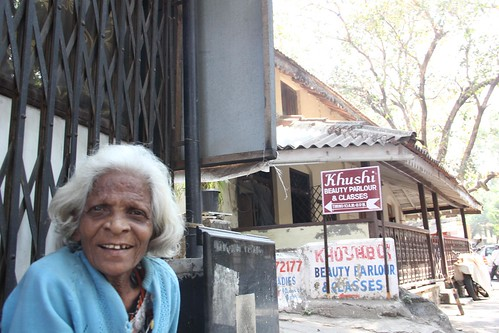 Old Lady Of Bandra Waroda Road Shot By Nerjis Asif Shakir 2 Year Old by firoze shakir photographerno1