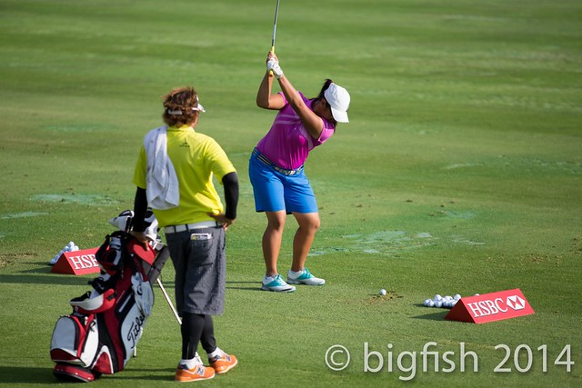 Day Two - HSBC Womens' Championship (pics intensive) 12825959574_334be5887c_z