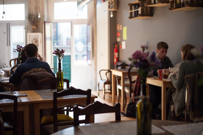 restaurante pão que ladra no Porto
