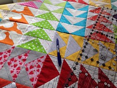 Marking Remix for quilting