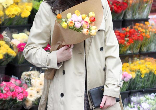 פריז, פרחים, טיול בפריז, paris