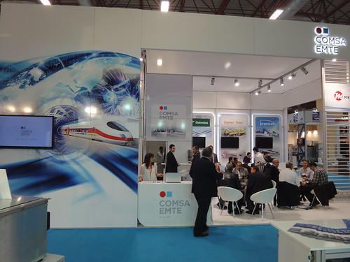 COMSA en Eurasia Rail 2014
