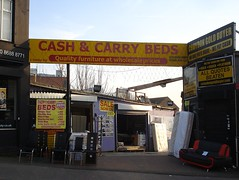 Picture of Cash And Carry Beds, 1 Derby Road
