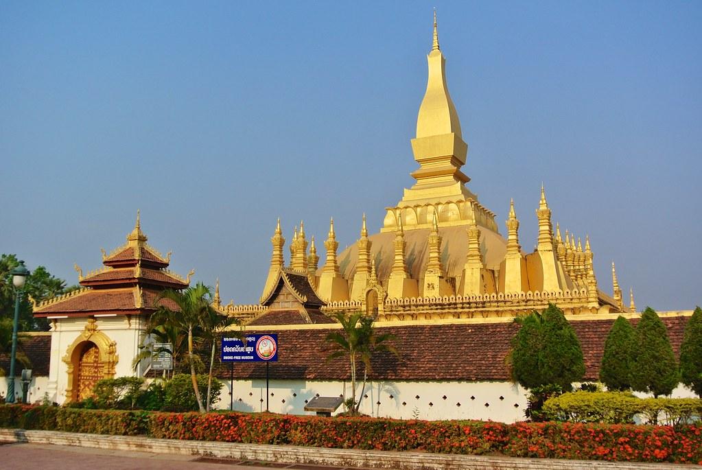 Vientiane, Laos. 36