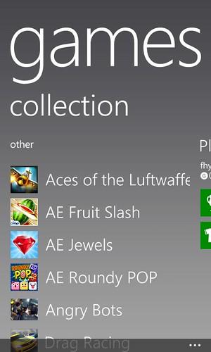 เข้าถึงเกมต่างๆ ที่ดาวน์โหลดมาจาก Games Collection