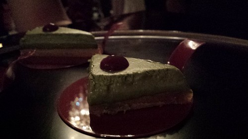 Caffé B 3rd Anniversary party