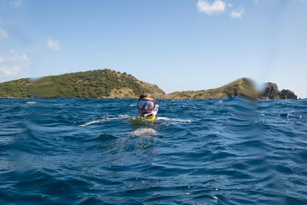 Longest snorkel evahs