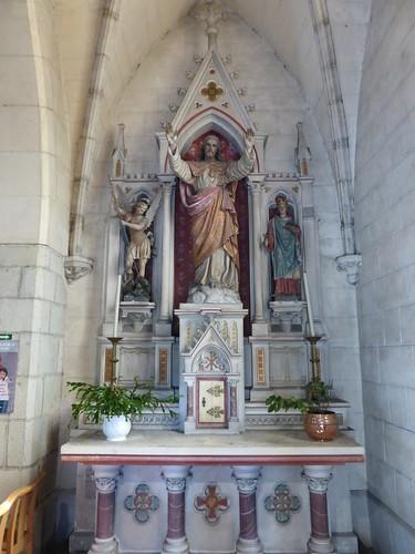 072 L'église Saint-Jean-l'Évangéliste, La Haye-du-Puits