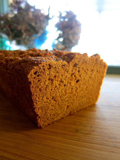 Cider Molasses Brown Bread