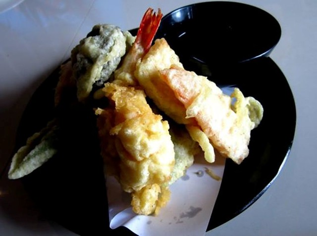 Zen - tempura mortawase