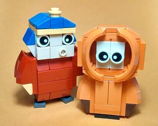 Lego South Park