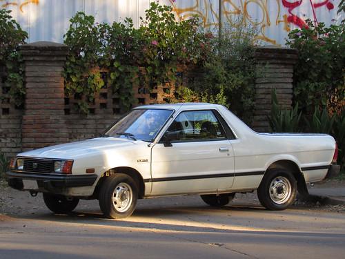 Subaru 1800 MV 4WD 1992