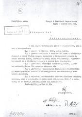 V/6.a. A főispán kérdésére adott losonci válaszok a zsidósággal és a gettóval kapcsolatban. Losonc, 1944. május 22. 6_17
