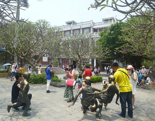 Fujian-Gulang Yu- Centre de l'ile-Art-Rues (5)