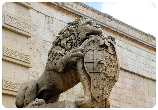 mdina stone lion kings landing