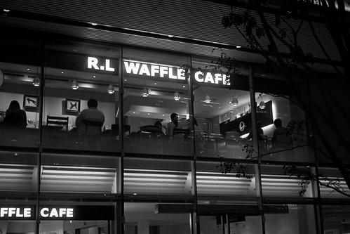waffle cafe